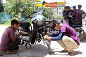 vocational training for youth