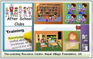 HELP TO BUILD A LEARNING RESOURCE CENTRE IN NEPAL