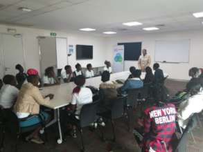 A visit to Standard Chartered Bank