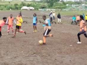 Mixed Gender Football Tournament