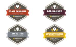 Recognition Badges from Global Giving