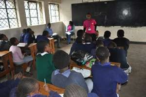 Peer education at Child Survival