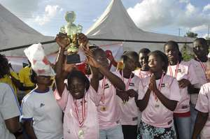 Mrembo FC take gold at local tournament