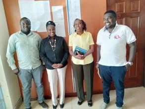 Partnership With Kenyatta University