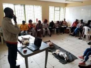 Occupational First Aid Training