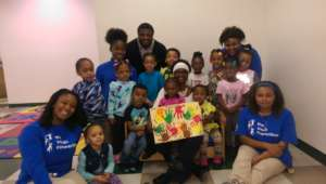A Thank You from The Head Start Students.