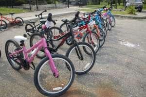 Who Wants A Bike?