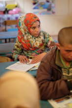 Secondary School Student in Ouarzazate
