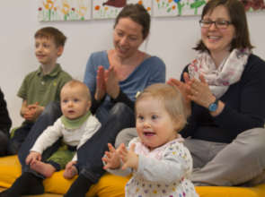 Eltern-Kind-Cafe (parent-children-cafe)
