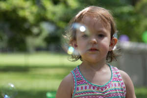 kinderhaende - Deaf girl learning