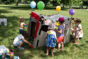 kinderhaende summer party