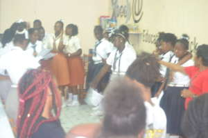 Grenada daily session