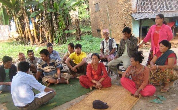 Train 100 Nepali youth monitors so aid saves lives