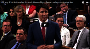 Question Period - Canada's Record Under Review