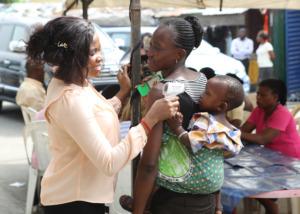 Testing for malaria symptoms
