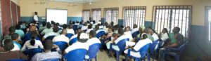 Malaria Education and Prevention Training