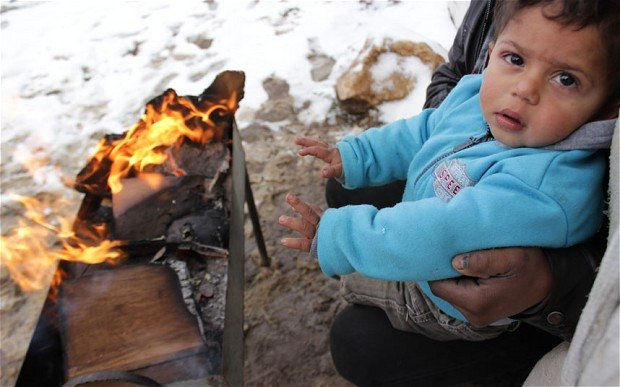 Urgent: Winter cold relief for refugees in Lebanon