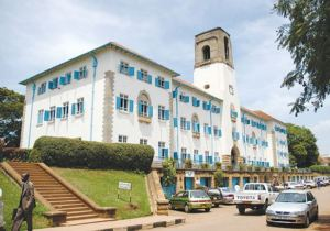 Makerere University, Kampala