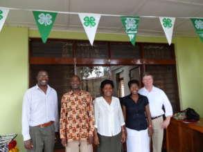 Burundi 4-H Office