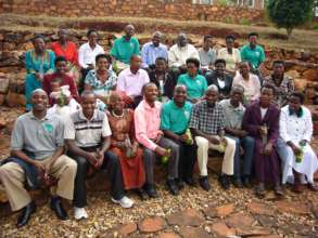 4-H Teacher Training in Burundi