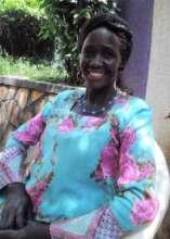 Mama Kapeeka, the founder of the Kapeeka group