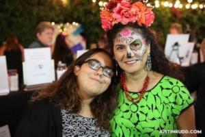 4GIRLS Gala - Yareli and Claudia Copley