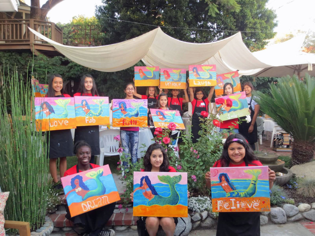 Empower a Girl in Long Beach and Anaheim, CA