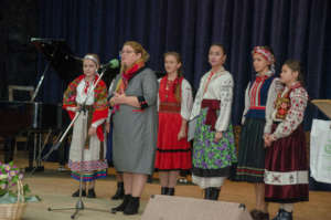 Concert in the Kiev Clinical Hospital