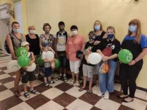 Children of God charity festival