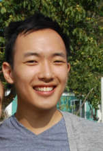 Corey Sung, our Peace Corps volunteer for 2 years