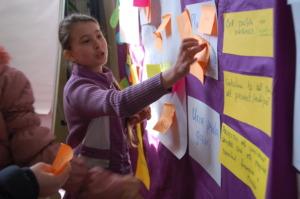 Harap Alb - empowering kids to take initiative