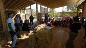Eco-construction workshop