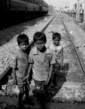 Railway Children.... now being cared for at RJ