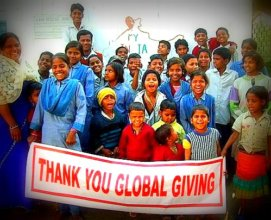 Thanks to Global Giving and all of you donors!