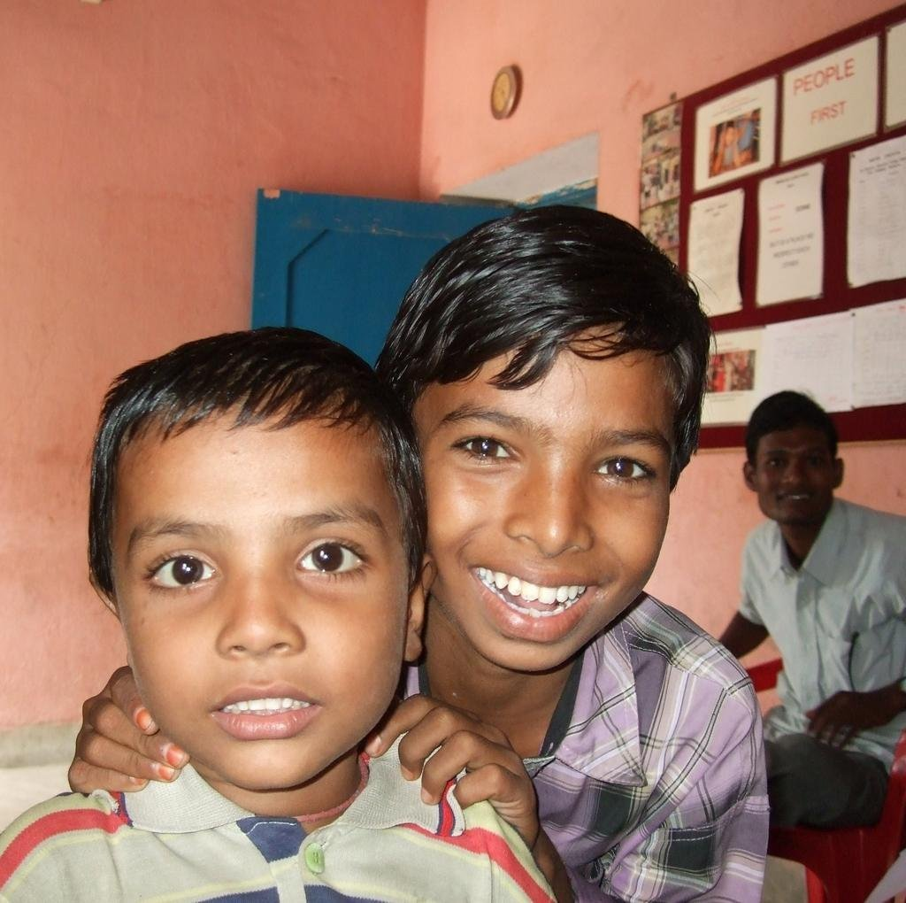 Rescue Junction Supports Street Children in India