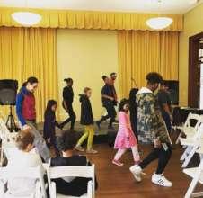 Workshop at Hill Center