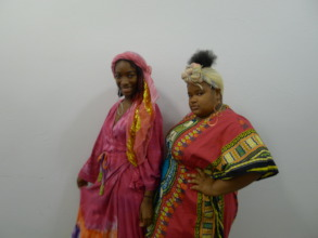 Angell and T.K. Performance at Howard University