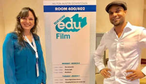 Presenting at the SXSWedu conference