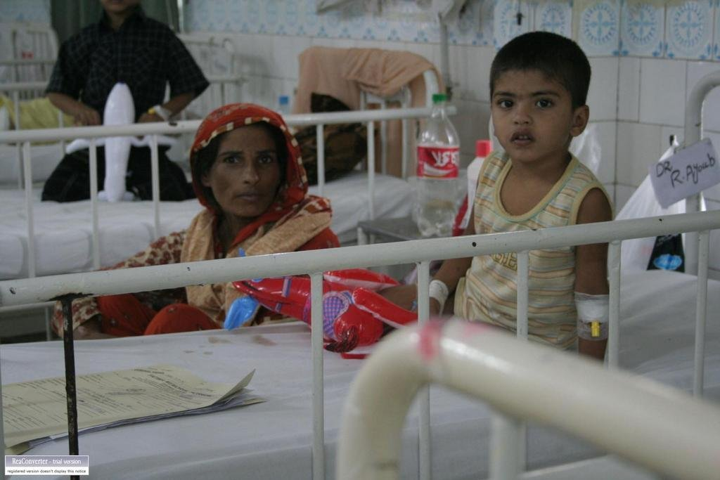 Providing Food to Families of Hospital Patients