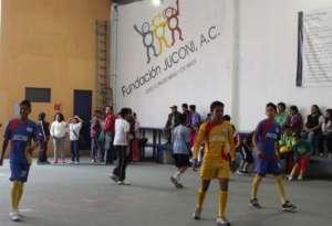 Recreational activities at JUCONI's Program