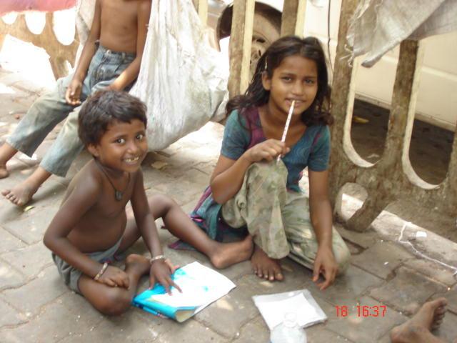 Education Shelter For Homeless Children In India