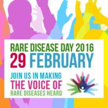 Rare Diseases Day  2016