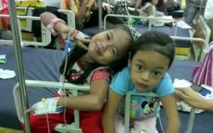 Nutrition for 200 Children with Rare Diseases