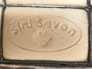 Voila! Sini Savon emerges from the new mold!
