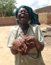 Dirty business: making shea butter for soap