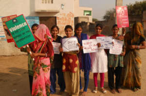 END Violence Against woman's in India