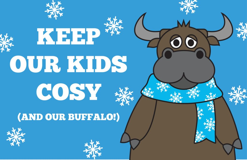 Winter Woolies - Keep street kids cosy