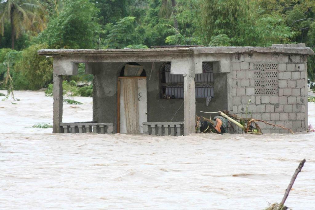 Hurricane Recovery in Haiti