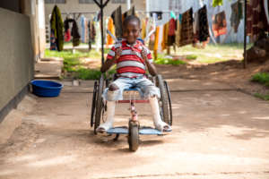 Improve the mobility of children with disabilities