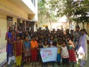 Children from Arun Home